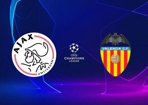 Ajax vs Valencia -Highlights 10 December 2019