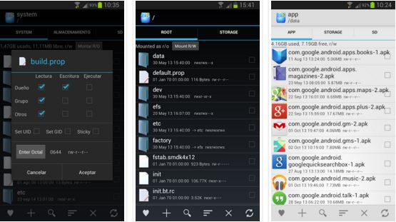 Root Explorer v4.0 APK