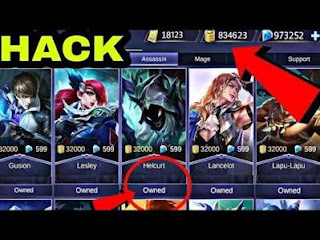 Download Mobile Legend Mod Apk Unlimited Diamond 2019