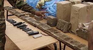 Fuerzas saharauis decomisan cargamento de droga en el muro marroquí
