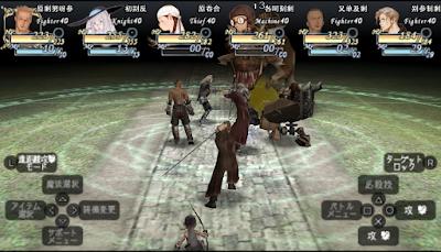 【PSP】英靈殿騎士(瓦爾哈拉騎士、Valhalla Knights)中文版+攻略!