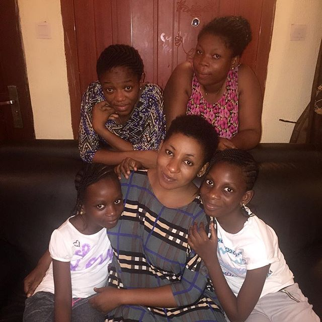 Mide Martins and her marriage