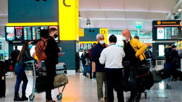 بسبب كورونا .. إجراءات جديدة قبل دخول مطارات الولايات المتحدة بدءا من يناير