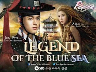Ost Drama Asia Legend Of The Blue Sea