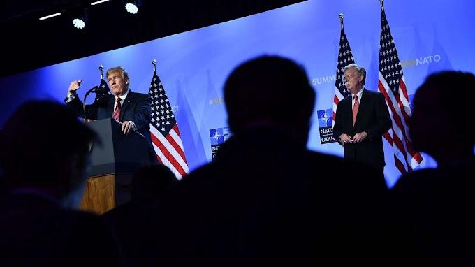 Donald Trump az előző nemzetbiztonsági tanácsadóval konzultált Bolton helyett