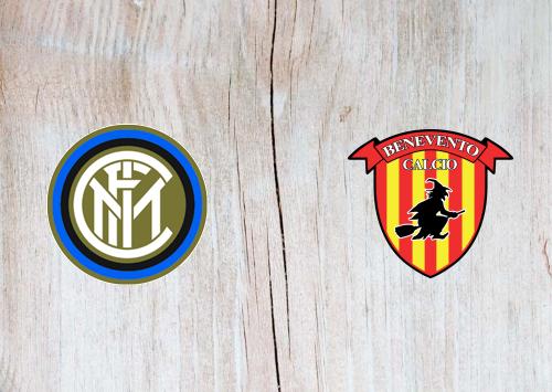 Internazionale vs Benevento -Highlights 30 January 2021