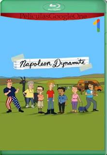 Napoleon Dynamite Temporada 1 (2012) [720p Web-DL] [Latino-Inglés] [LaPipiotaHD]
