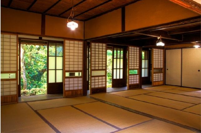 Interior Rumah Bergaya Jepang