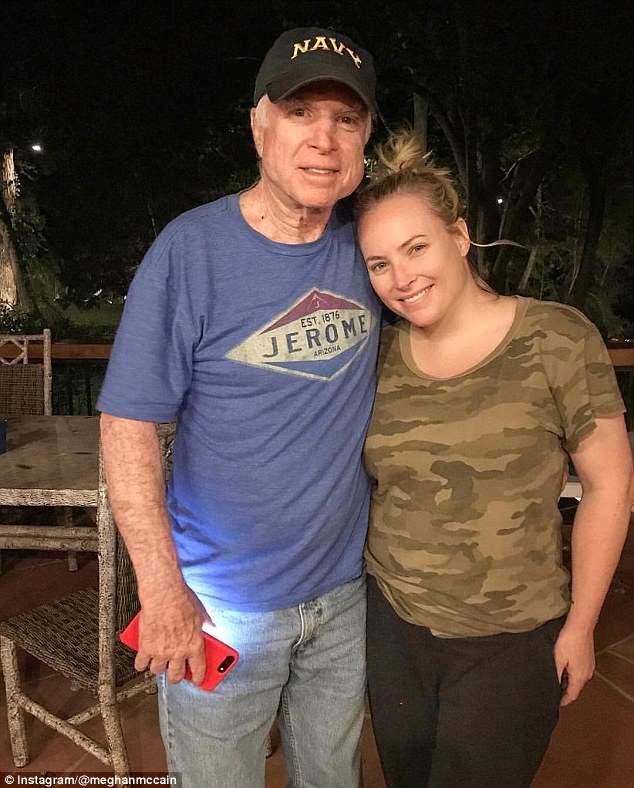 Journal De La Reyna (World News Today): John McCain In