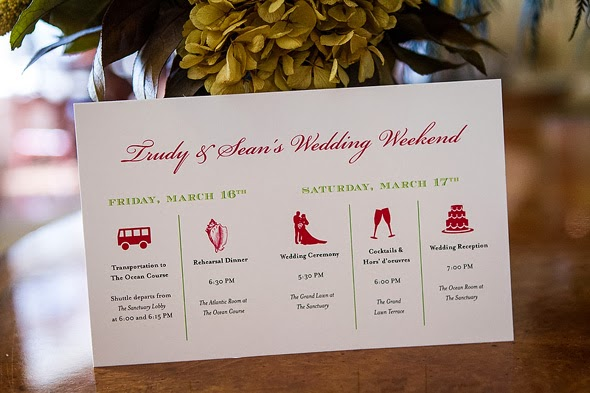 Welcome To Our Wedding Weekend Gift Bags: WEDology By Dejanae Events: Wedding Weekend Fun