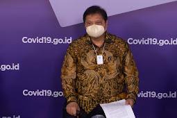 Airlangga Hartarto Ungkap Rp73 Triliun Anggaran Pengadaan Vaksin COVID-19