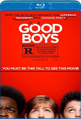 Good Boys [2019] [BD25] [Latino]