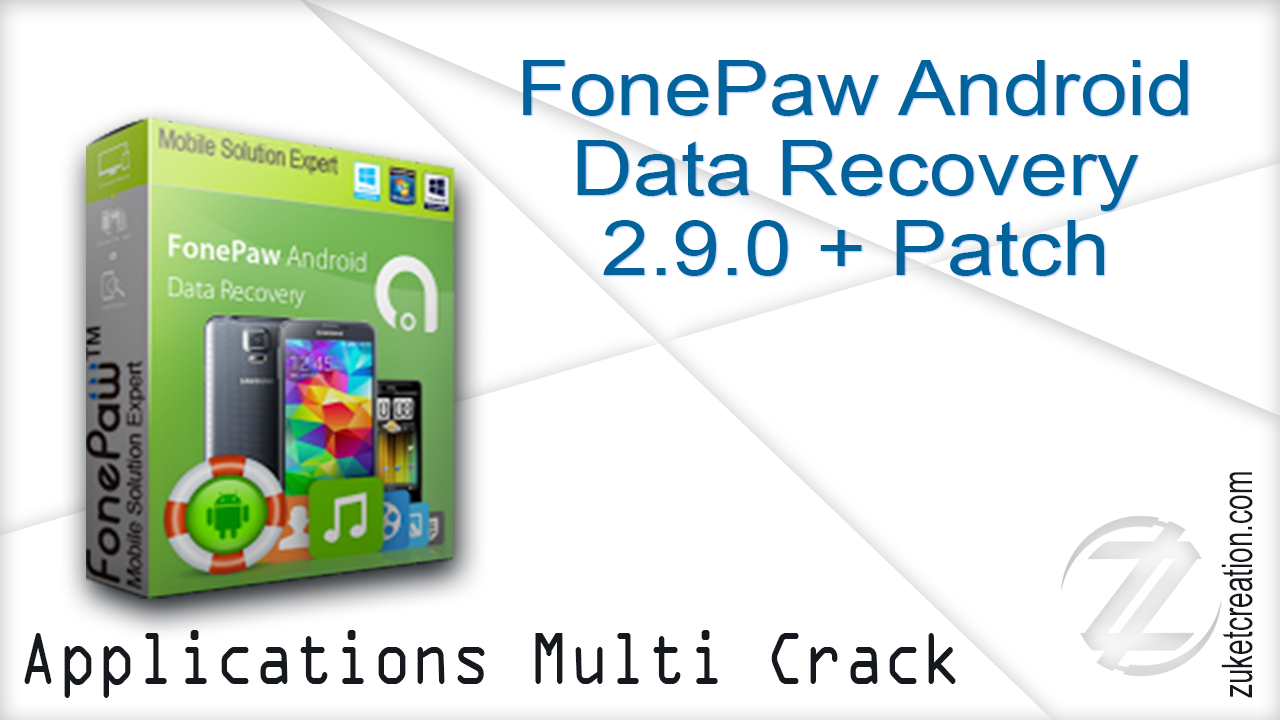 fonepaw android data recovery 2.9.0 crack