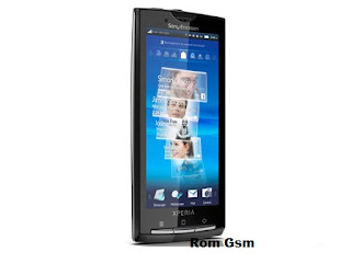 Firmware Download Sony Ericsson Xperia X10 X10i