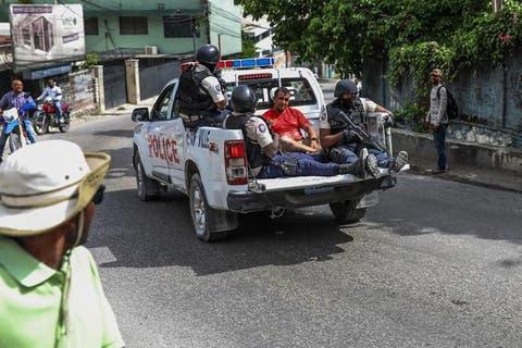Arrestan a quince colombianos y dos estadounidenses por magnicidio en Haití