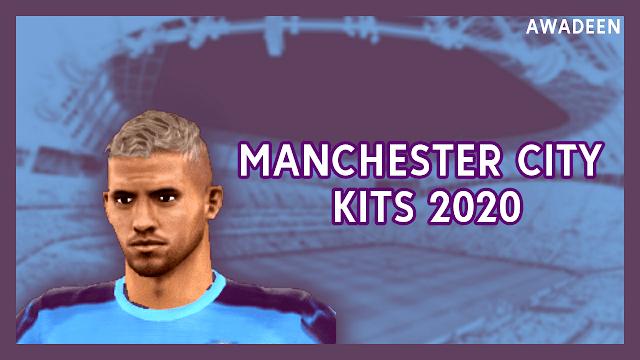 Manchester City 2019/2020 Kits-Dream League Soccer Kits