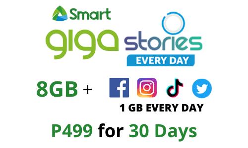 Smart GIGA Stories 499