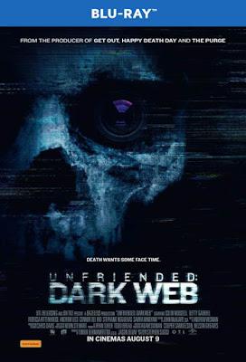 Unfriended Dark Web 2018 BD25 Latino