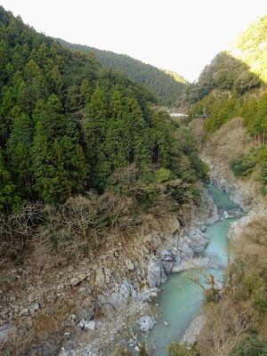 【吉方位旅行番外編】御岳山・鳩ノ巣渓谷へ