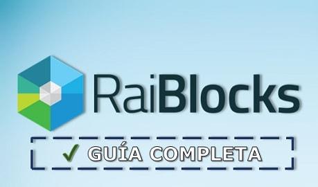 cómo comprar XRB Raiblocks criptomoneda