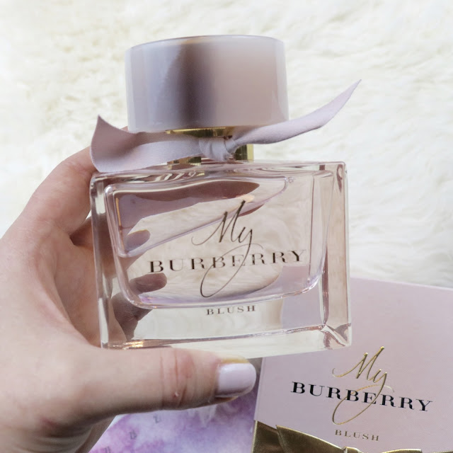 My Burberry Blush Eau De Parfum review