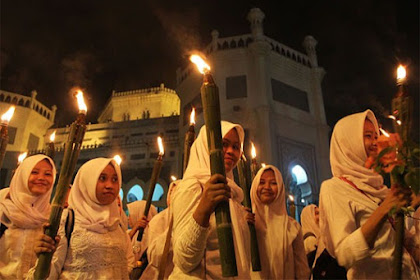 Tradisi Permainan Saat Bulan Ramadhan Yang Sekarang Sudah Jarang Ditemukan.