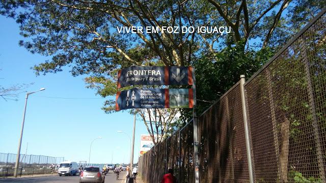 Paraguai fala português ciudad del este
