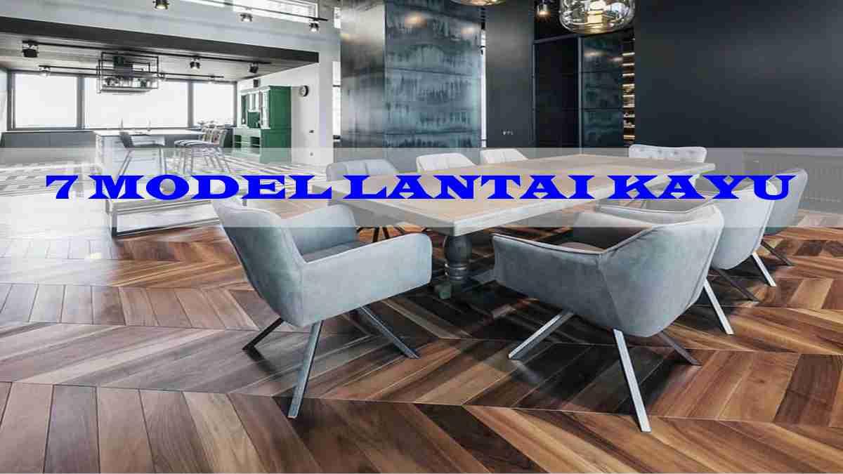 model lantai kayu
