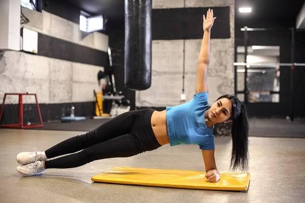 exercise krke khud ko positive rakhe