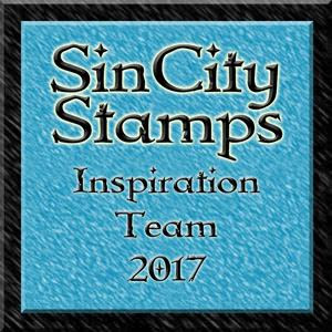 Sin City Stamps Announces 2017 Inspiration Team!!