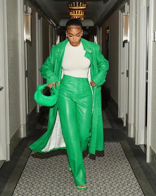 Lori Harvey fashion and style looks latest