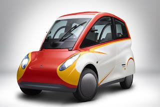 City Car Shell