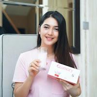Glumory Beauty Drink Minuman Pemutih Wajah dengan Marine Collagen & Glutathione Grade A