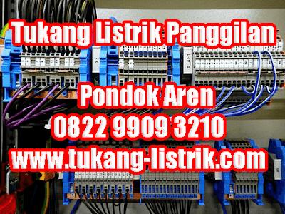 Jasa Tukang Listrik Panggilan 24 Jam Pondok Aren Hub 082299093210