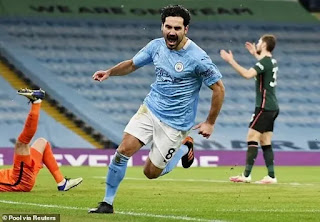 Gundogan reveals Manchester United contacted Dortmund first before his move to Man city