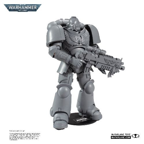 McFarlane Toys' Warhammer 40,000 Ultramarines Intercessor Artists Proof