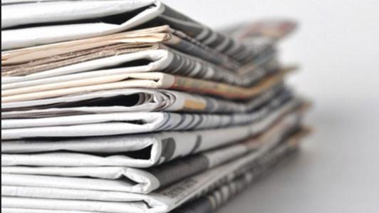 As manchetes dos jornais nesta terça-feira, 2 de Junho 2020