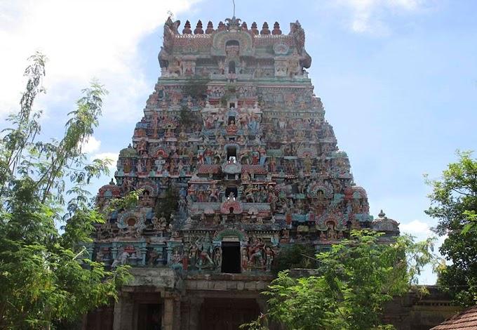 Meenakshi Sundareswarar Temple Senthalai Thanjavur - History, Timings, Festivals & Address