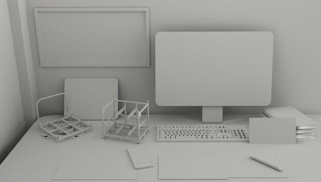 Proceso de renderización | Cuerpos Sólidos. Blender