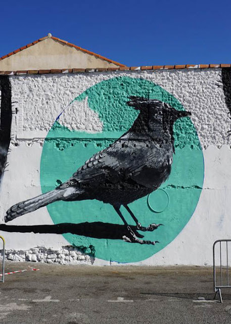 street art décoratif designer