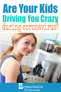 This mom nailed social distancing struggles exactly with this hilarious post about going stir crazy when you're on Coronavirus quarantine with your kids! #parentinghumor #funny #family #momlife #coronavirus