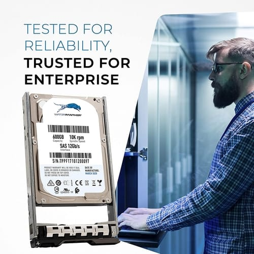 Review 600GB 10K SAS 12Gb/s 2.5 HDD for Dell PowerEdge Servers