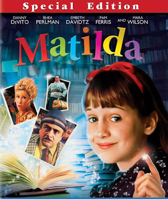 Matilda 1996 Dual Audio ORG Hindi 720p BluRay 900mb