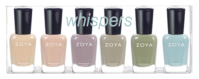 Zoya - Whispers Collection