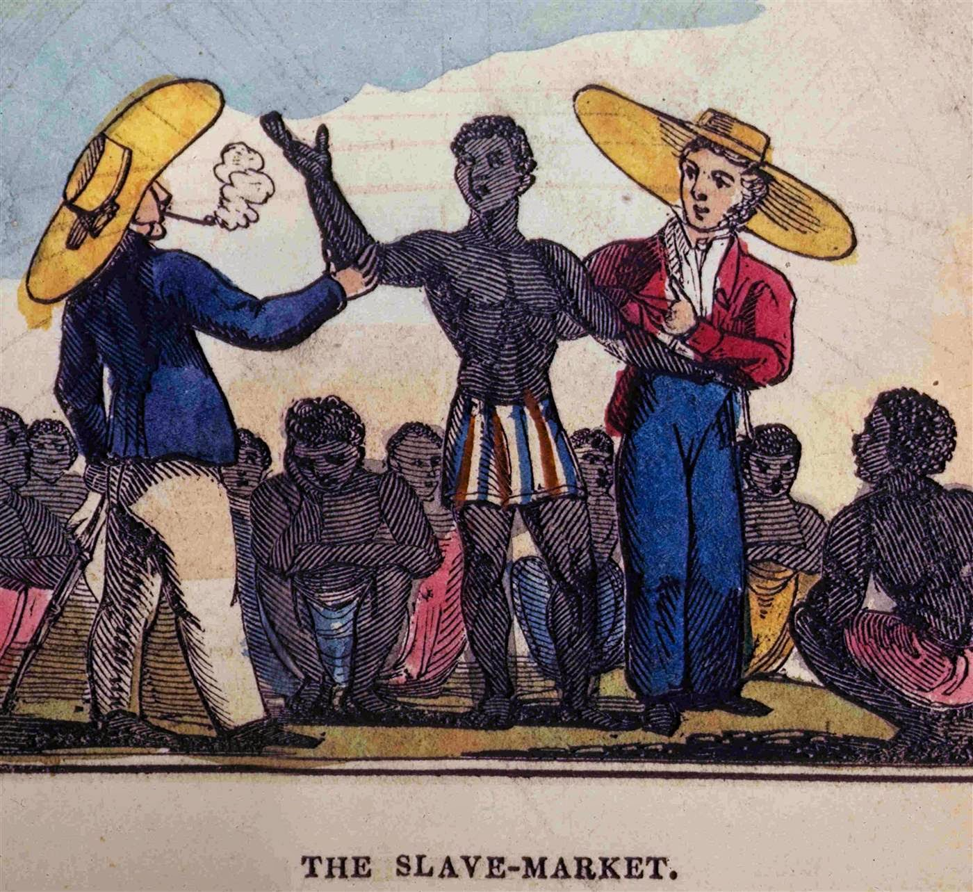 Primary Sources Slavery Abolition And Social Justice