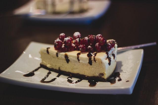 cheesecake senza gelatina