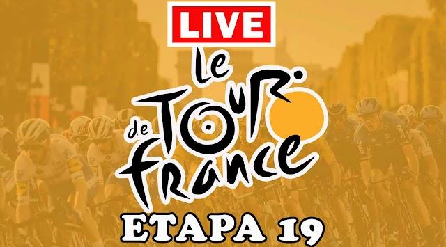 EN VIVO | Tour de Francia 2021 Etapa 19 (Ciclismo) | Ver gratis la competencia online En Directo
