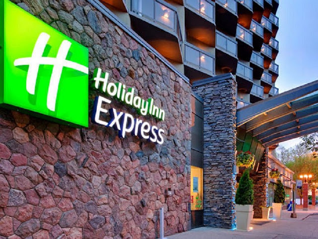 Hotel Holiday Inn Express Edmonton