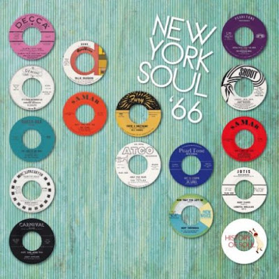 Various Artists – New York Soul '66 (2019)