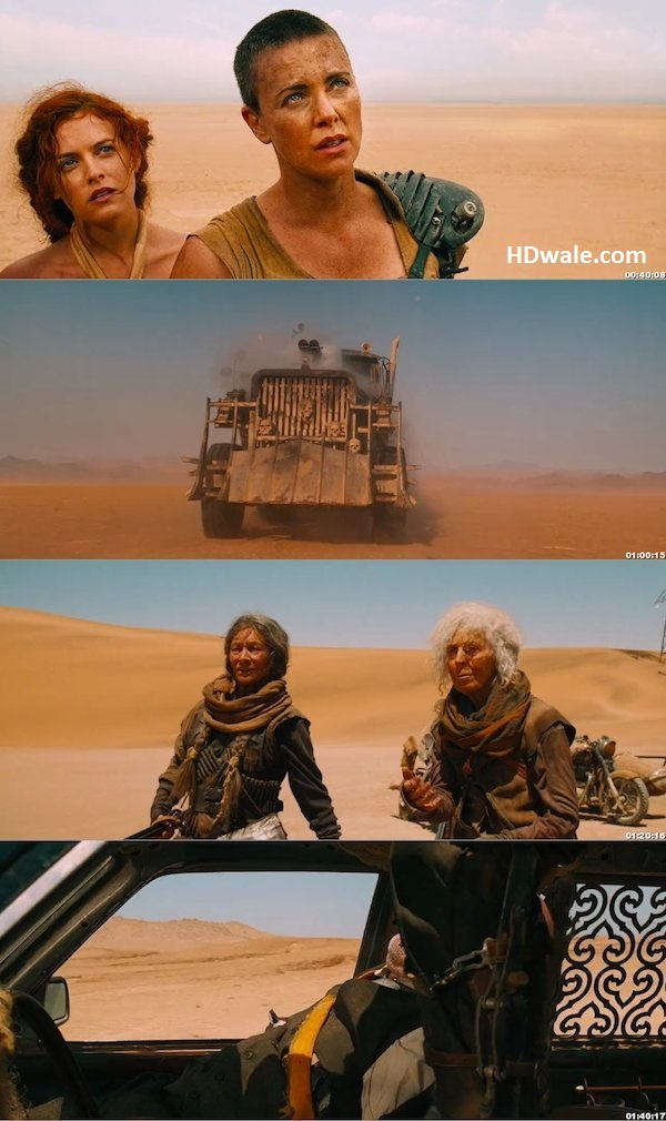 Mad Max Fury Road Full Movie Download English (2015) BluRay